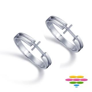 【彩糖鑽工坊】愛情心語系列 14K金戒指(單色款CL-RF10)