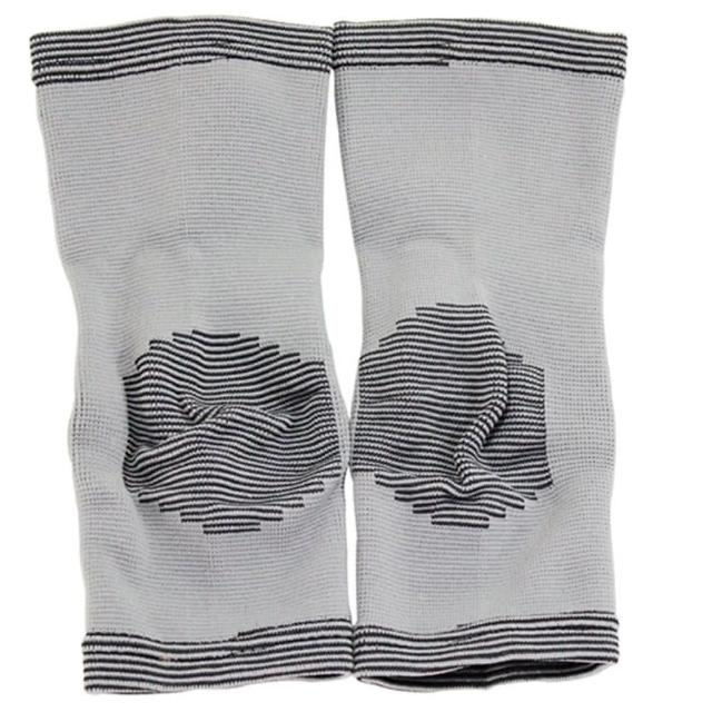 【OMAX】竹炭護腳踝富邦多媒體護具- 2入