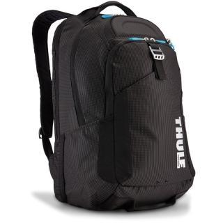 【Thule 都樂】Crossover 32L多功能17吋雙肩後背包(TCBP-417黑色)