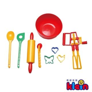【德國希歐克萊 Klein】烘焙工具組網袋包 - 9 pcs