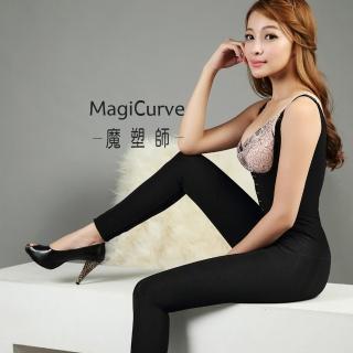 【魔塑師MagiCurve】GE-014雙層560萊卡長褲連身衣抽脂術後/產後必穿(GE-011升級款)
