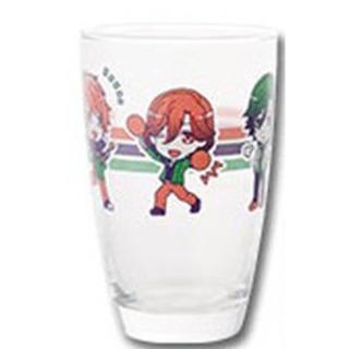 【代理】歌之王子真愛2000%玻璃杯 一之瀨時矢 手搖鈴ver.
