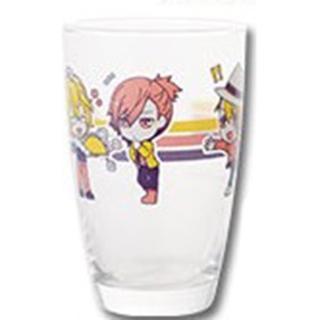 【代理】歌之王子真愛2000%玻璃杯 來栖翔 大餐ver.