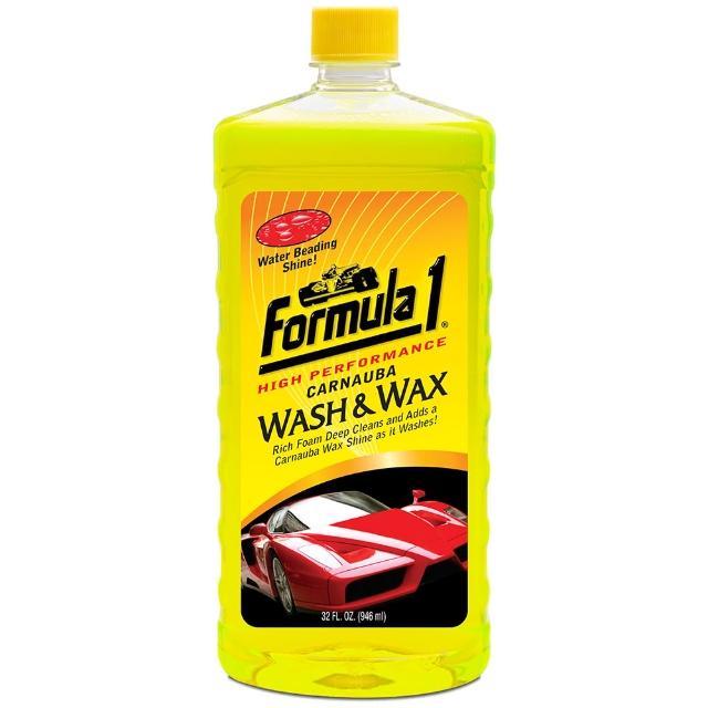 【真心勸敗】MOMO購物網【Formula1】高科技棕櫚光澤洗車精946ml(#13700)價錢momo網購