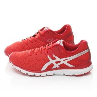 【Asics】男款 GEL-ZARACA 3慢跑鞋(T4D3N-2393 -紅)