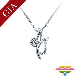 【彩糖鑽工坊】GIA 30分 G/I1 鑽石項鍊(P41或P42)