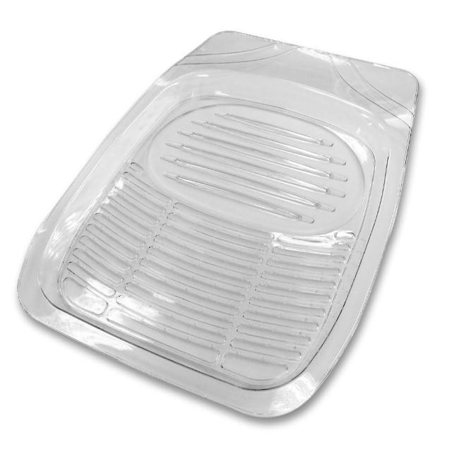 【開箱心得分享】MOMO購物網【YARK】新款3D透明前座踏墊(1入)評價怎樣momo網頁