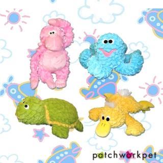 【Patchwork】可愛動物造形絨毛娃娃(8吋)