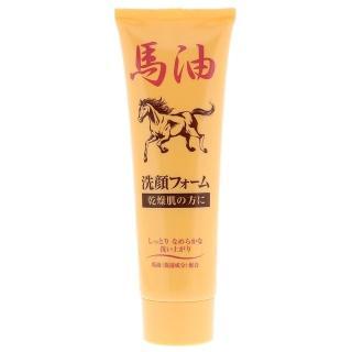 【JUN-COSMETIC】天然保濕馬油洗面乳(120g)