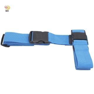 【月陽】創意十字型可調整行李箱束帶捆箱帶打包帶固定帶(I-0902)