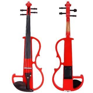 【JYC】V7 靜音提琴(紅.棗木配件升級版限量下殺)