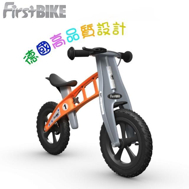 【好物推薦】MOMO購物網【FirstBike】德國設計 寓教於樂-兒童滑步車/學步車(越野橘)評價好嗎momo折價券300