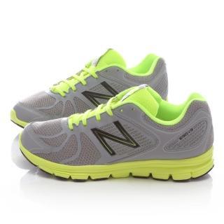 【NewBalance】男款 輕量運動跑鞋(M690SY3-灰黃)