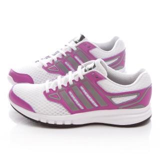 【Adidas】女款GALACTIC ELITE W 慢跑鞋(B40531-白紫)