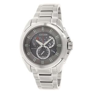 【CITIZEN 星辰】GENT 時尚特務計時腕錶(BL8130-59A)