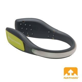【NATHAN】LightSpur 防水LED鞋環(綠)
