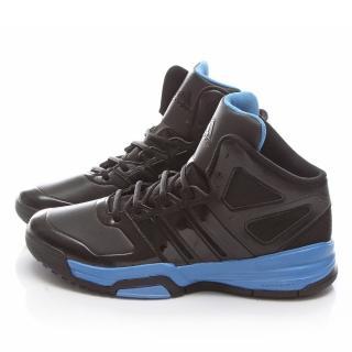 【Adidas】男款 Engery BB TD2 高筒籃球運動鞋(S84159-黑藍)