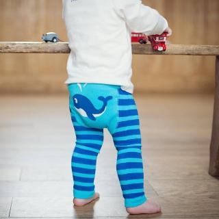 【英國Blade & Rose】藍鯨魚內搭褲(藍色)