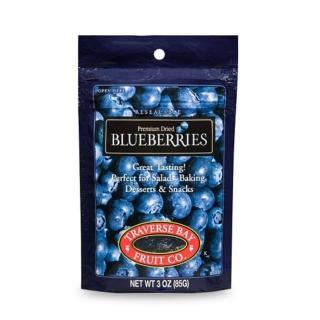 【特拉佛斯】天然整momo內衣 推薦顆藍莓乾85g/包(美國莓果果乾系列)