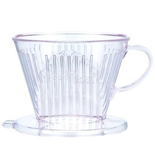 【寶馬牌】滴漏式咖啡濾杯1-2人-2入組