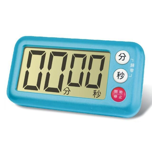 【Dr.AV】大螢幕正倒數計時器TM-79富邦購物網77(2入)