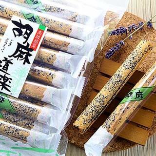 【菊泉堂】胡麻道樂餅乾 200g