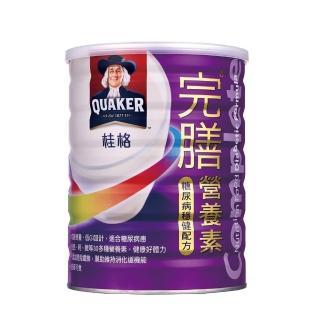 【桂格】完膳營養素穩健粉狀90momo網0g/罐