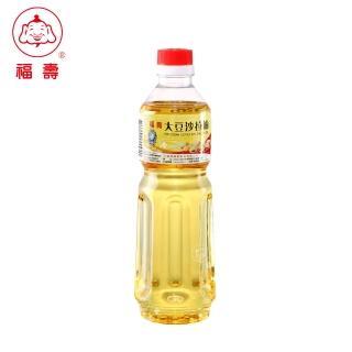 【福壽】大豆沙拉油(600C.C.)