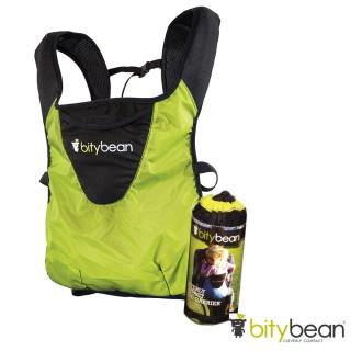 【美國bitybean】膠囊背巾(萊姆綠)