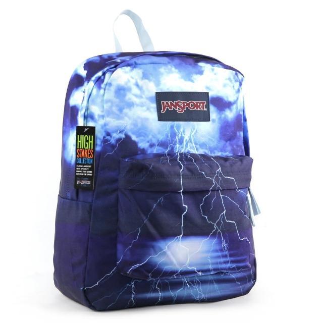 【私心大推】MOMO購物網【JanSport】校園背包-HIGH STAKES(雷神索爾)價錢momo購物網站