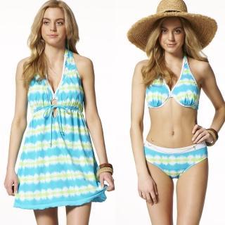 【SARBIS】MIT大女三件式比基尼泳裝(附泳帽B93519)