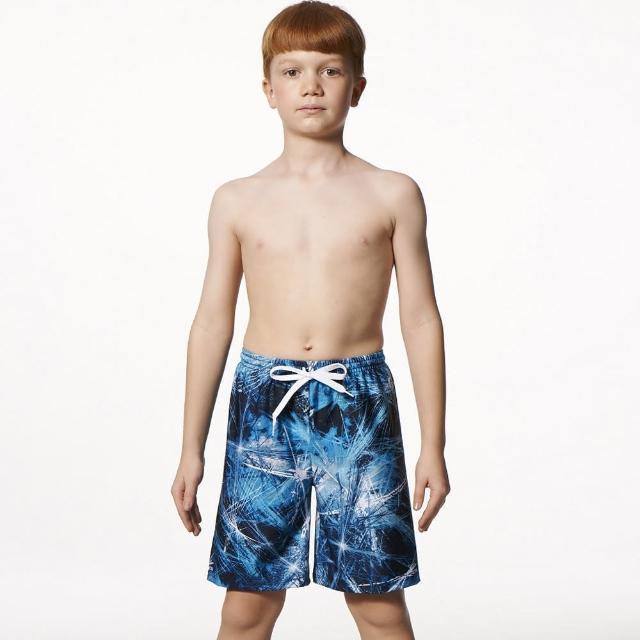 【網購】MOMO購物網【SAIN SOU】兒童海灘泳褲(附泳帽A65502)價格momo購物網 客服