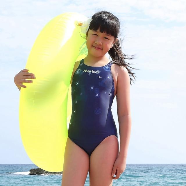 【好物推薦】MOMO購物網【≡MARIUM≡】小女競賽型泳裝(MAR-5012WJ)開箱momo客服中心
