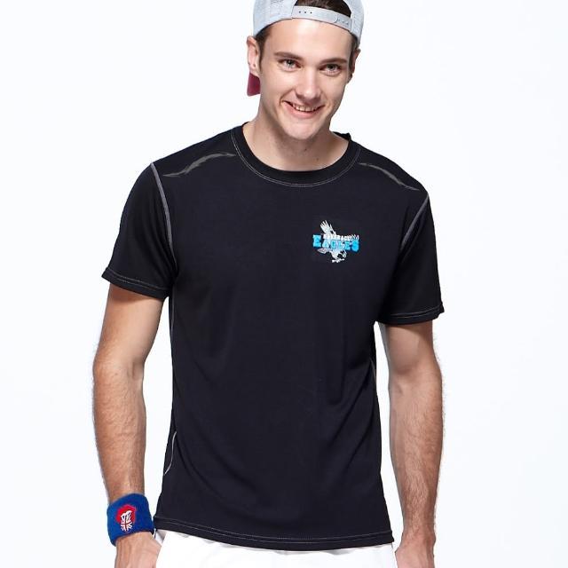 【SAIN SOU】台灣製吸濕排汗T恤(T26533-momo購物手機01)