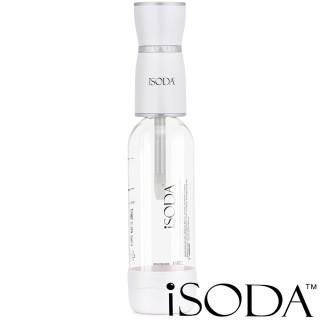 【美國iSODA】氣泡水機MINI系列(白色)