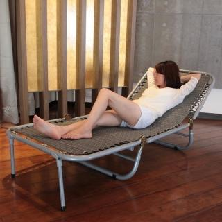 【盈亮】智慧行動彈性床(最時尚的休閒行動摺疊床)