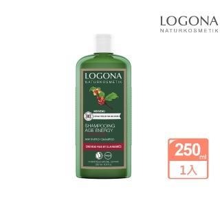 【德國LOGONA諾格那】咖啡因能量洗髮精 250ml(養髮健髮適用)