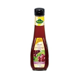 【冠利】精選紅葡萄酒醋(250ml)
