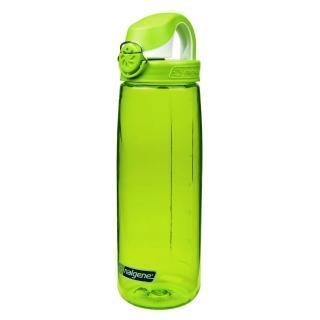 【Nalgene】OTF運動型水壼650cc(綠色-綠蓋)