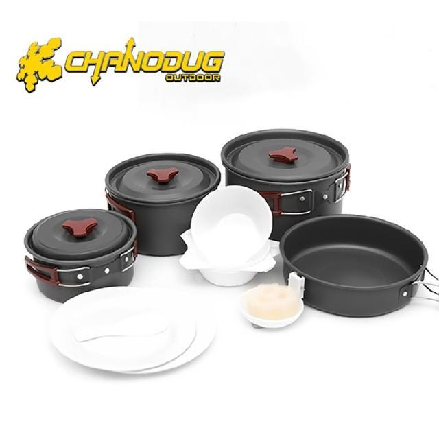 【好物推薦】MOMO購物網【韓國CHANODUG】5人份鋁合金餐具(17件組)有效嗎momo1台