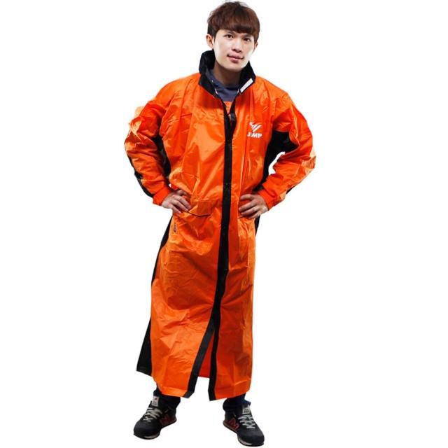【開箱心得分享】MOMO購物網【JUMP】新二代 新帥前開式休閒風雨衣-橘黑效果如何m0m0購物網