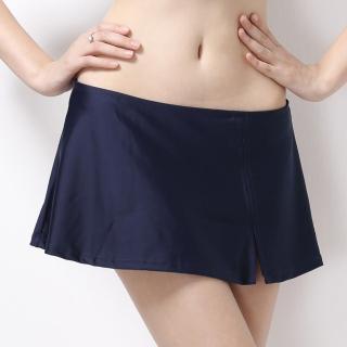 【≡MARIUM≡】大女休閒短裙─藍(MAR-3092W)