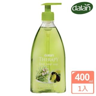 【土耳其dalan】迷迭香&橄欖油健康洗手乳(400ml)