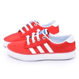 【Adidas】女款 Kiel Casual休閒運動鞋(M20323-紅)