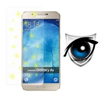 【D&A】Samsung Galaxy A8 日本9H抗藍光疏油疏水增豔螢幕貼
