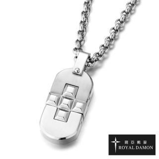 【ROYAL DAMON羅亞戴蒙】『永恆的約定』項鍊(大)