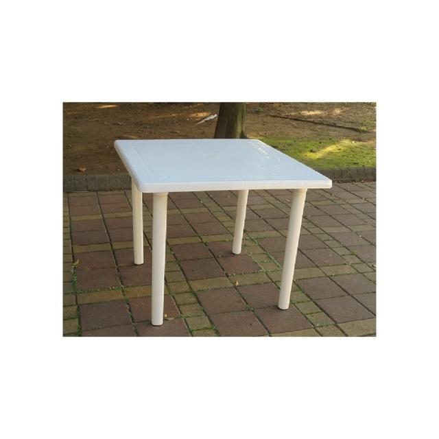 【勸敗】MOMO購物網【BROTHER 兄弟牌】90cm白色塑膠方桌(BROTHER 兄弟牌)效果如何momo 購物 momo 購物台