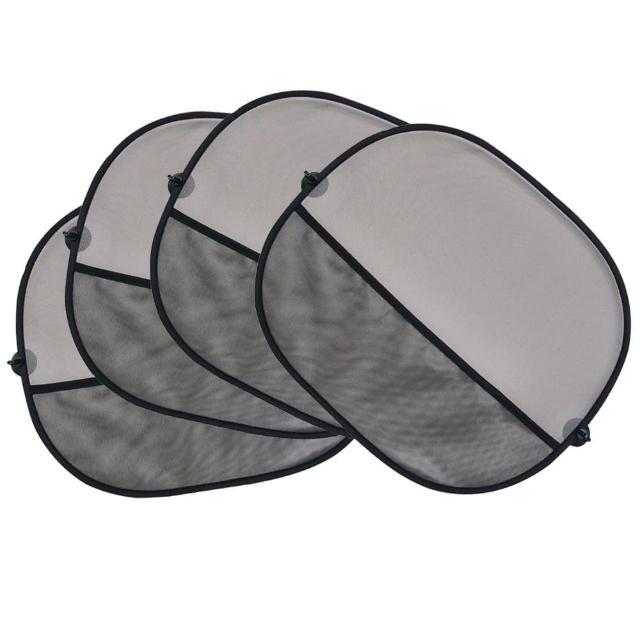 【好物推薦】MOMO購物網【3D】光淨化消臭遮陽小圓弧(2組4入)評價momo臺