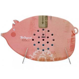 【西班牙Londji】組裝遊戲-小豬錢筒(居家裝飾)