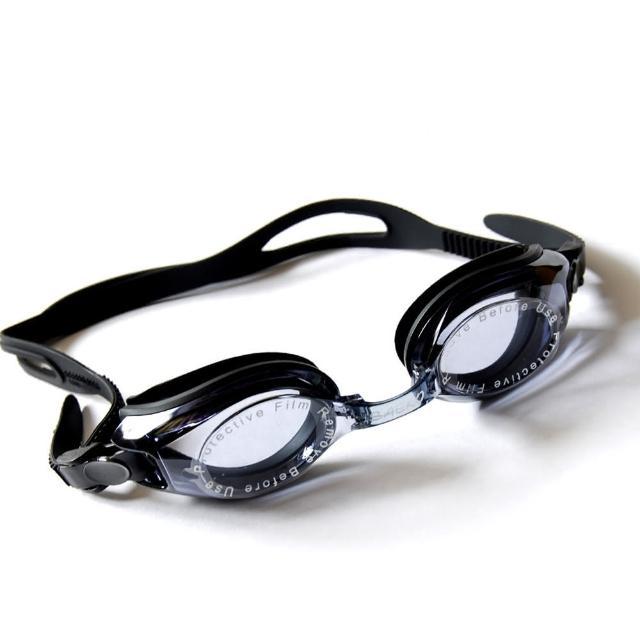 【網購】MOMO購物網【TiNyHouSe小的舖子】快調邊扣 成人平面矽膠頭帶泳鏡(SAEKO粉黑藍三色可選)好用嗎momo購物网